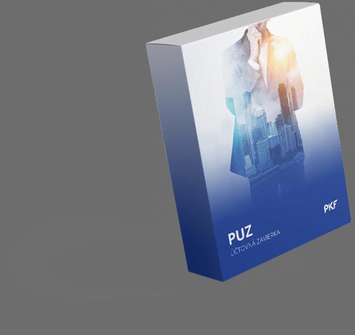 Program pre účtovnú závierku PUZ od auditorskej firmy PKF Slovensko