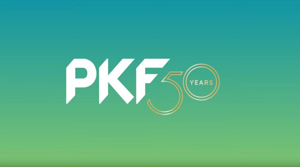 50. výročie spoločnosti PKF international
