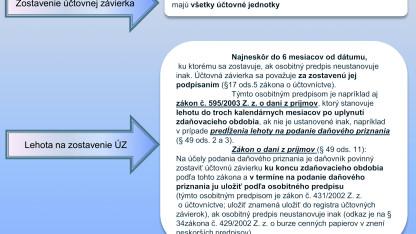 lehoty_na_zostavenie_a_overenie_uctovnej_zavierky